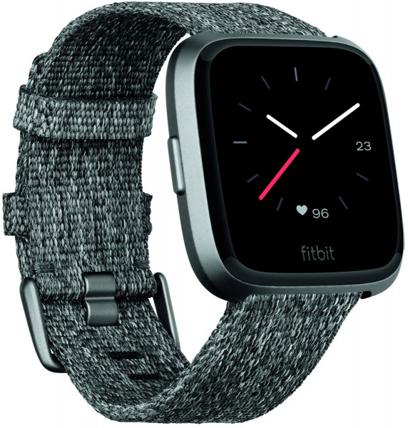 Versa, Special Edition Charcoal Woven