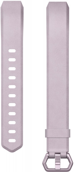 ALTA HR, Accessory Band, Leather, Lavender, L