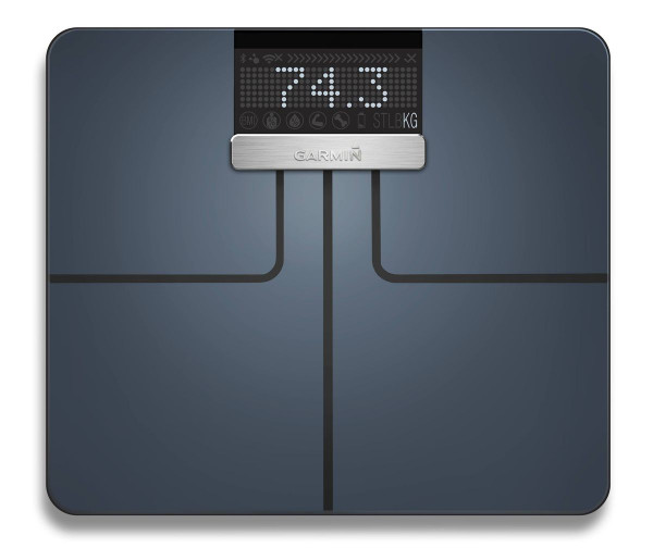 Garmin Waage Index Smart Scale (schwarz)
