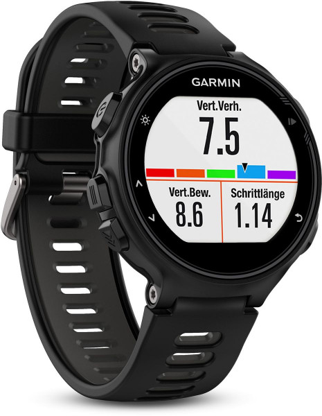 Garmin Forerunner 735XT, Europe, Black/Gray