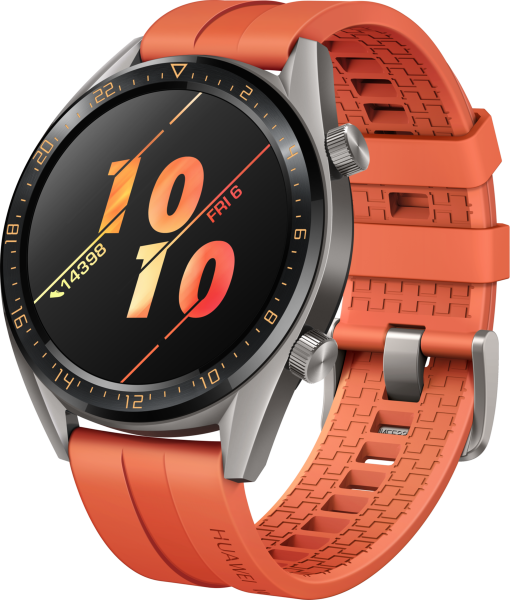 Huawei Watch GT (Fortuna B19-R) Active, Orange