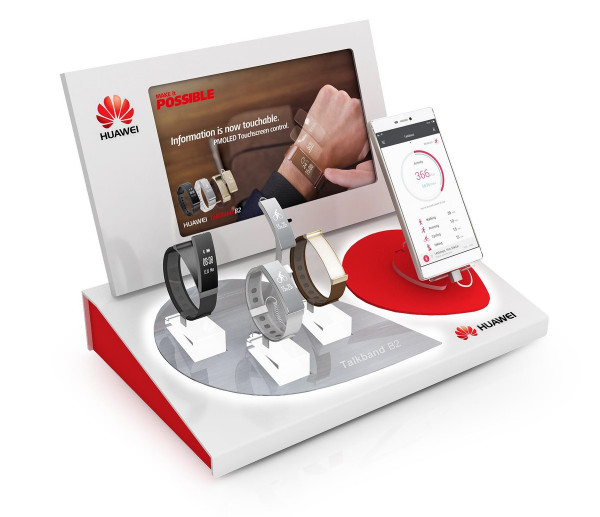 Huawei Display für Talkband B2 + Bundle Talkband B2