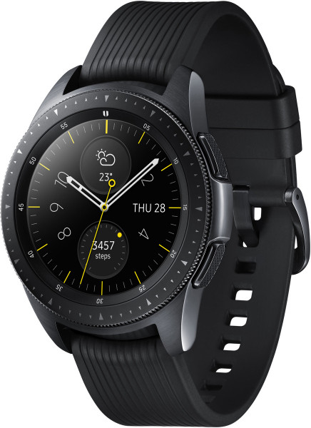 Samsung Galaxy Watch SM-R810 (42 mm), Midnight Black