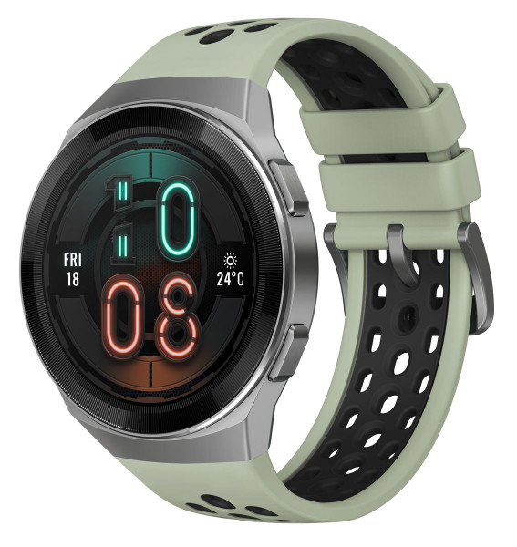 Huawei Watch GT 2e (Hector B19C) Mint Green + Bodyscale