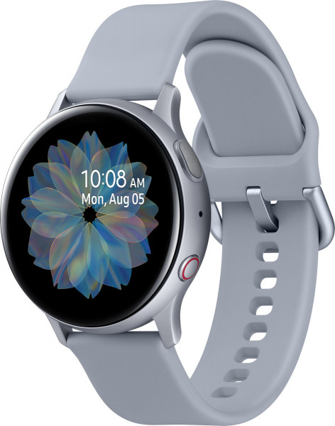 Samsung SM-R835FZ Galaxy Watch Active2 40 mm LTE, Alu, silver