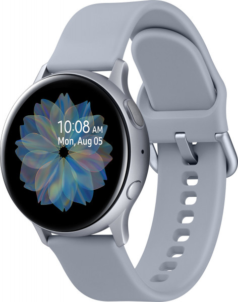 Samsung SM-R830NZ Galaxy Watch Active2 Alu 40mm, cloud silver