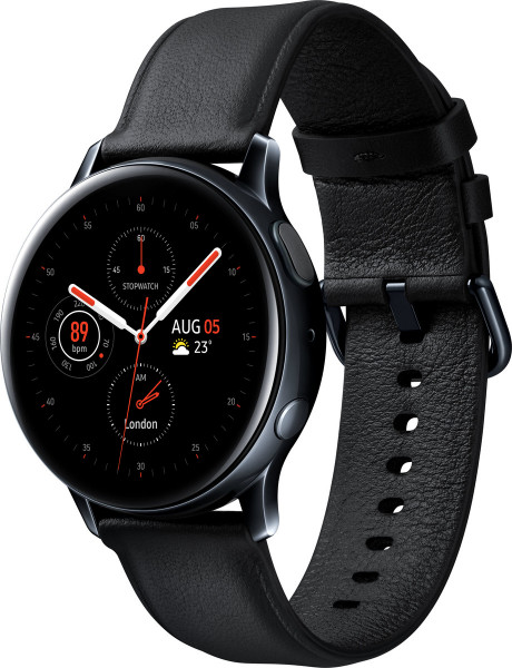 Samsung SM-R830NS Galaxy Watch Active2 Steel 40mm, Black