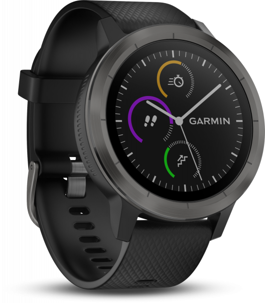 Garmin Vivoactive 3 gunpowder